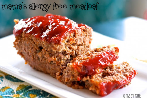 Mama's Allergy Free Meatloaf