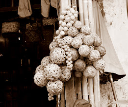 Photo: Day 263 - Collection of Rattan Balls