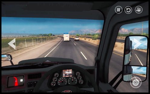 American Truck : Cargo Delivery Driving Simulator - náhled