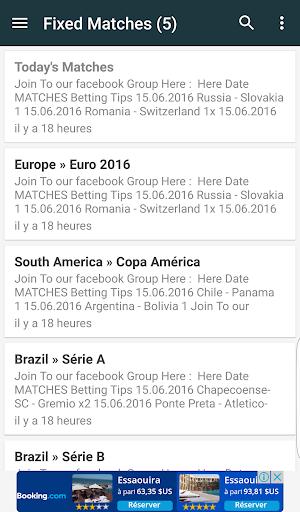 玩免費運動APP|下載Fixed Matches app不用錢|硬是要APP