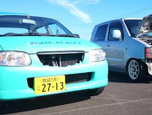 ワゴンR MC21Sのカスタム事例画像 🥺ザキ子🥺ステッカー屋さんさんの2020年08月30日12:25の投稿