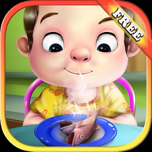 キッチン 子供のための 調理します シェフ 教育 App LOGO-APP開箱王