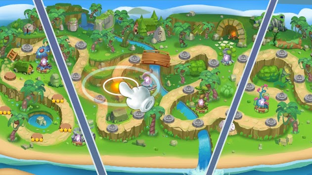 Jungle Monkey Run 2 apk screenshot