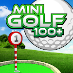 Mini Golf 100 + icon