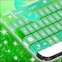 Keyboard Green icon