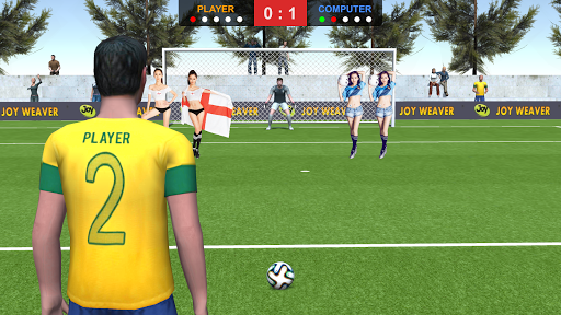 Flick Football Free Penalty Kick Strike Champion 1.06 androidappsheaven.com 2