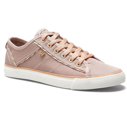 Wrangler, Starry Lace Sneakers, Women (Färg rose, strlk 36)