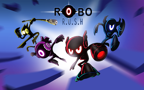 Robo Rush Screenshot