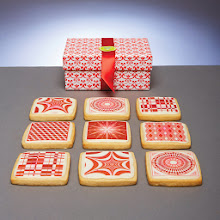 Photo: SWEET SOMETHINGS These decorative sugar cookies by Greg Roth '89 will be welcome anywhere this holiday season. Gift boxes from $30. Use code BROWN10 for 10% off.  modernbite.com (888) 600-5760
