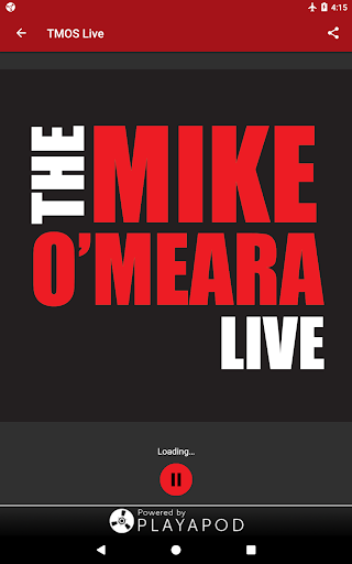 Mike O'Meara Show screenshot 10