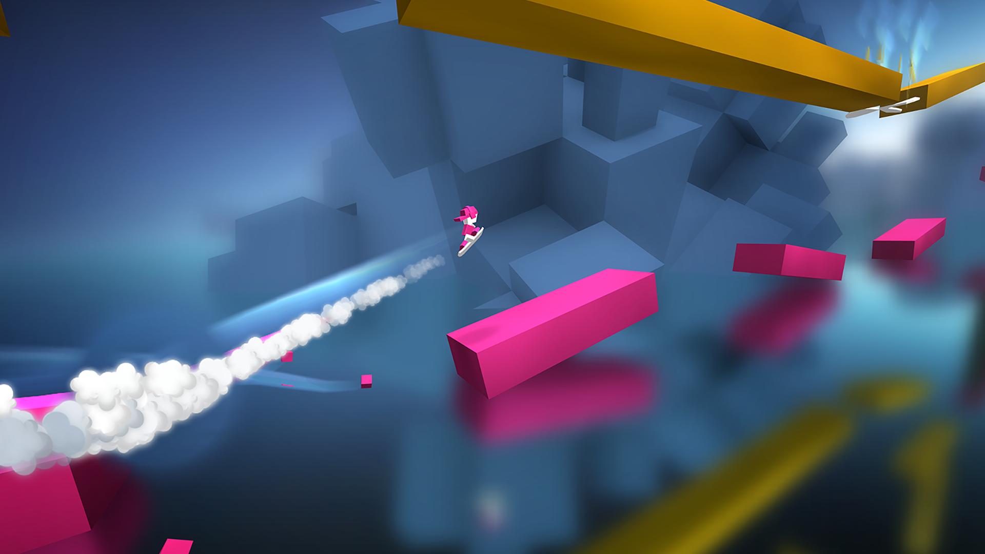 Chameleon Run screenshot #2