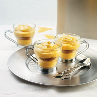 Very Gingery Pumpkin Mousse