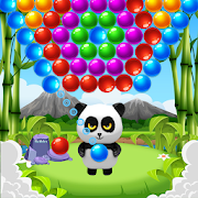 Download Angry Panda Pop Bubble Adventure APK to PC