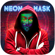 Neon Mask Photo Editor Face Mask Camera App App Report on
