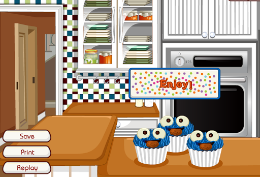 cookies cooking girls game Apk Download 16
