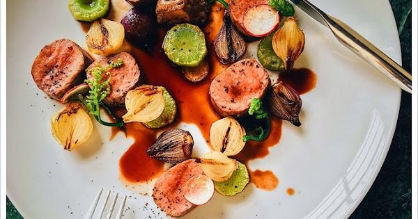 好市集手作料理Le Bon Marche-西子灣站有最好吃的傳統歐式料理