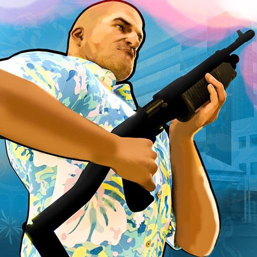 动作のグランドシティギャング・ギャングの犯罪 LOGO-HotApp4Game