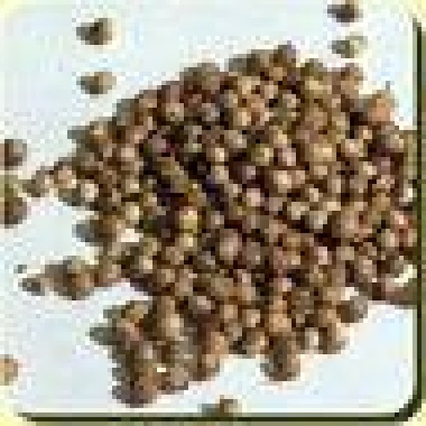 Coriander. Description***Related to the parsley family. Seeds from the coriander plant. Flavor***Mixture of lemon,...