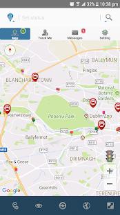 myTrackee - GPS Tracker - náhled