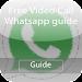Free Video Call Whatsapp guide icon