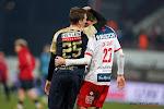 """Alexis De Sart """"triste"""" pour son frère après l'élimination de Courtrai en Coupe de Belgique"""