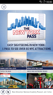New York Pass - Travel Guide- screenshot thumbnail