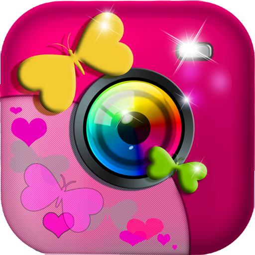 フォトフレーム - 写真加工アプリ 娛樂 App LOGO-APP開箱王