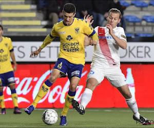 Stef Peeters quitte Saint-Trond direction la Ligue 1