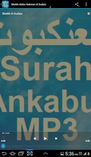 Surah Al Ankabut MP3 العنكبوت - náhled