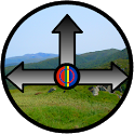 Sami Hiking Compass icon