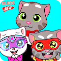 Guide For Talking Tom Friends Hero 2020 icon