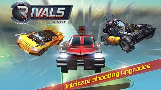 Rivals Rage- screenshot thumbnail