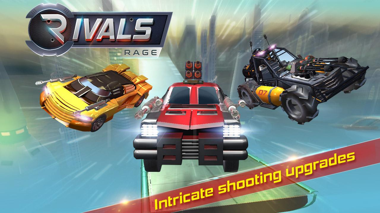 Rivals Rage- screenshot