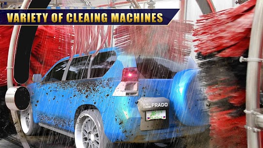 Prado Car Wash Simulator 2018 – Prado Parking Sim 1.4 Mod APK Updated 2