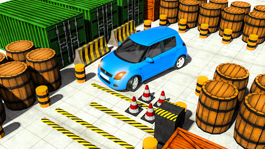 Advance Car Parking Game: Car Driver Simulator 2