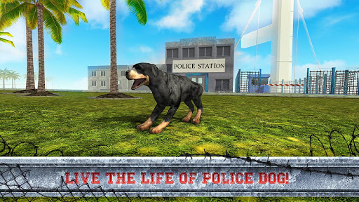 Police dog chase rottweiler game apk free download for for Chaise game free download
