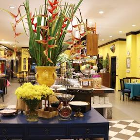 マレーシアのセレブリティシェフ・イスマイル氏が運営するレストラン・レブーン・シェフ・イスマイル
