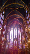 Photo: Sainte Chapelle