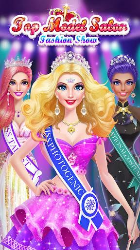 Top Model Salon - Beauty Contest Makeover  screenshots 16