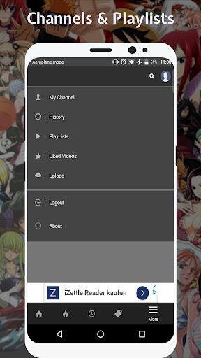 Animie TV 8 screenshots 5