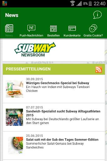 Subway BRB
