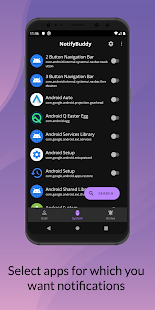 App NotifyBuddy - AMOLED Notification Light APK for Windows Phone