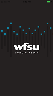 WFSU Public Radio App- screenshot thumbnail