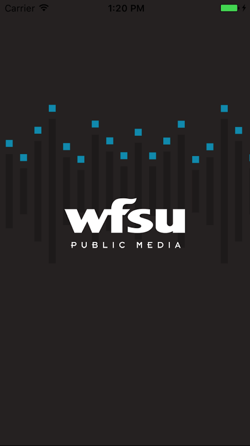 WFSU Public Radio App- screenshot
