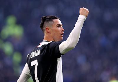 La nouvelle coupe de cheveux de Cristiano Ronaldo