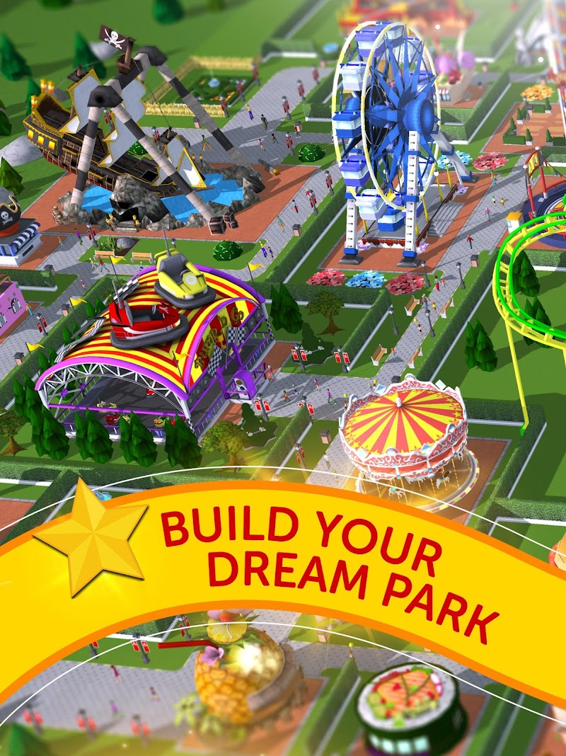 RollerCoaster Tycoon Touch Screenshot 12