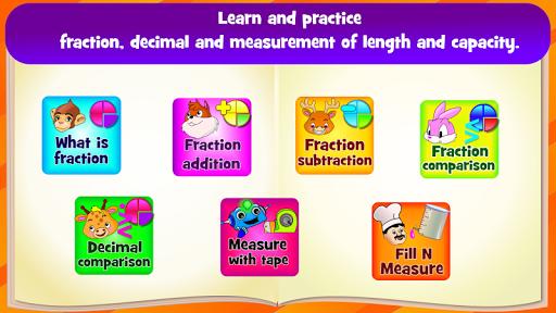Math Practice Fraction Decimal