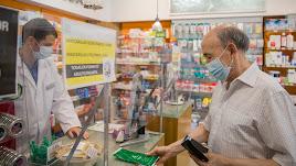Salud ha reanudado el reparto de mascarillas a mayores de 65.