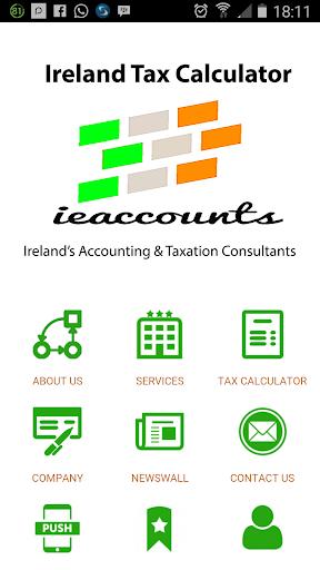 Ireland Tax Calculator
