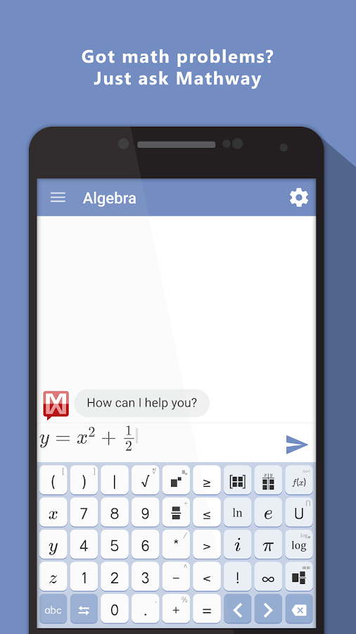 Mathway - Math Problem Solver- screenshot